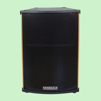 Passive professional 12 inch stage speakers