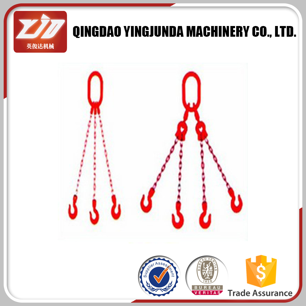 G80 Chain Sling Assembly