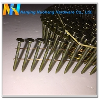 2.1X32R/Bright 15 Degree Ring Shank Bright common wire nail
