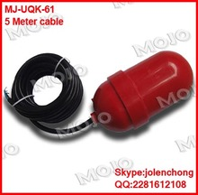 MJ-UQK-6 Cable type liquid level water pump switch 5M wire