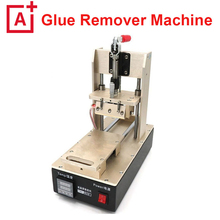 2015 new arrival Automatic OCA Glue LCD Remove Machine for iPhone and Samsung glue remover