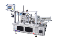 Vertical cartoner machine