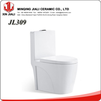 655x385x765mm High quality Bathroom cheap one piece toilet prices india, China Sanitary Ware sets toilet