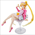 Custom Made Soldier Sailor Moon PVC Figure Toy as Souvenir