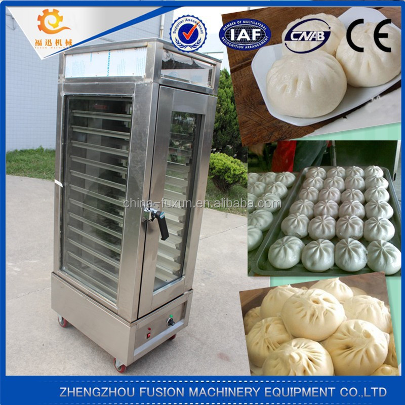 PROFESSIONAL stuffed bun steamer/food warmer/electric food warmer