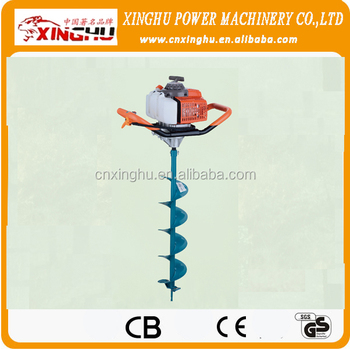52cc Petro Earth Auger and Ice Auger digging machine/EARTH AUGER