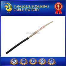Speed system sensor brake cable
