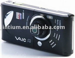 quad-band TV mobile phone T800+ zoom camera on back