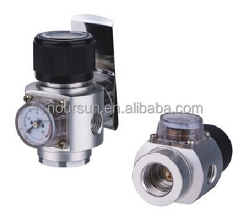 Regulator/Draught Beer Machine Regulator/paintball gun regulator/carbonated water machine regulator