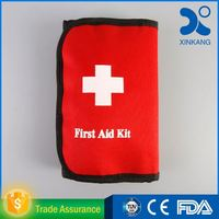 Car accident Emergency first aid kit First-aid bag