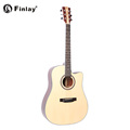 Finlay Spruce Plywood High End Branded Wholesale Acoustic Guitar