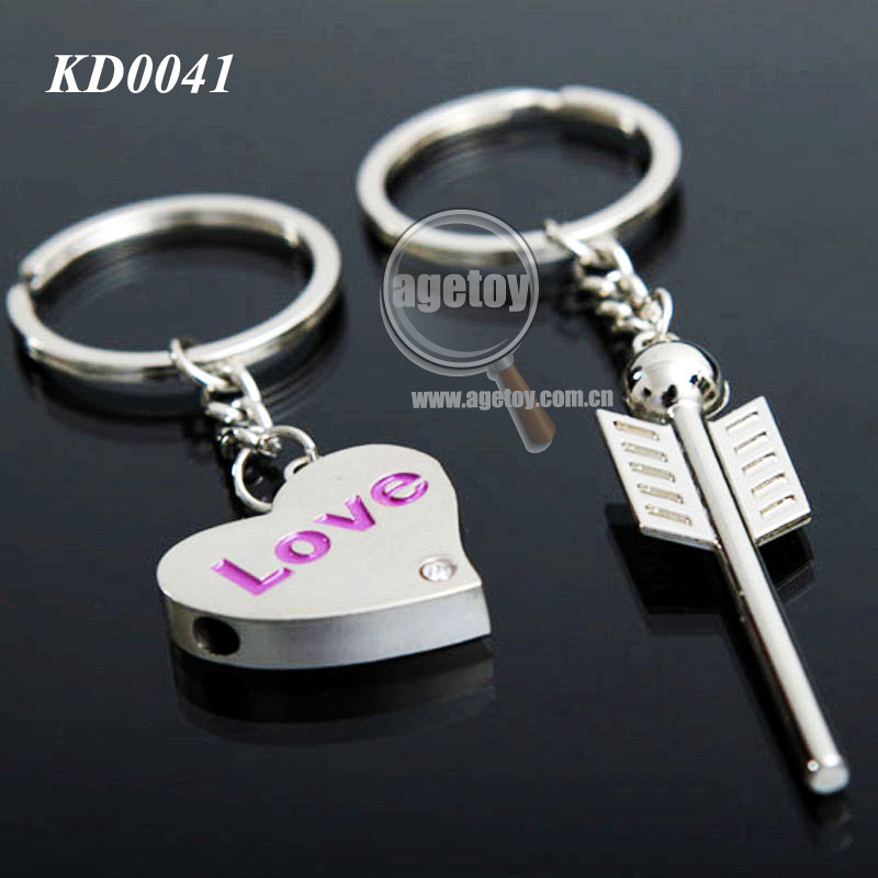 Wedding Souvenirs Key Chain
