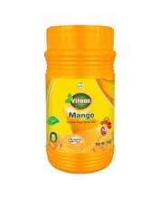 Mango Instant Drink Powder Packed 750g HDPE Jar