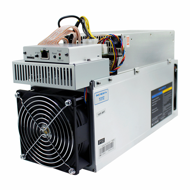 Newest Arrival Blockchain Innosilicon Antminer T2T 30T Bitmain BTC For Miner