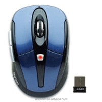 Nice design 6D optical mouse driver MW-025