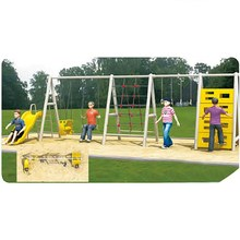 Top quality outdoor wooden swings for adults swing ball cheap garden
