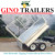 Australia farm galvanized tandem box cage trailer