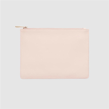 Wholesale 2017 Smooth Pouch custom leather clutch bag women