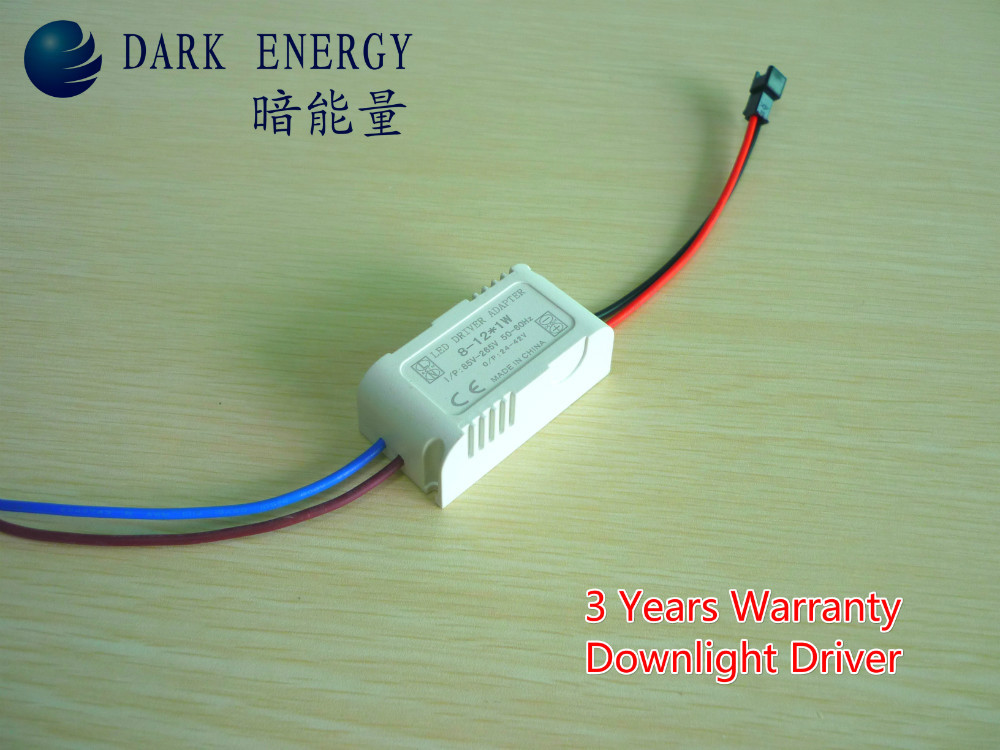 constant current 12w 220v 240ma driver for led