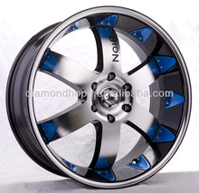 high quality alloy mag wheels (ZW-H606)