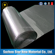 building material of thermal metallic bubble insulation