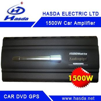 Good quality High power 2000 watt amplifier
