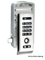 Electronic Keypad Locks for Lockers - RFID / MiFARE