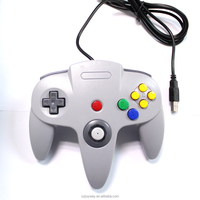 PC Gamepad Joystick for Laptop USB N64 Controller