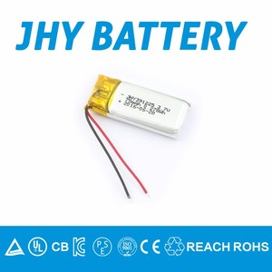 wholesale alibaba 3.7v 75mah lithium ion battery for rc plane Polymer soft-pack battery