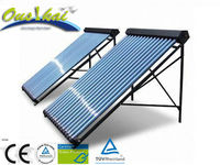 Made in China with the CE attestation the best quality greenhouse water heating solar system