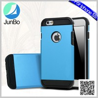Top quality TPU+PC materials smart case for iphone 5s