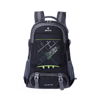 2016 hotselling fashion hiking high quality large waterproof sports bag