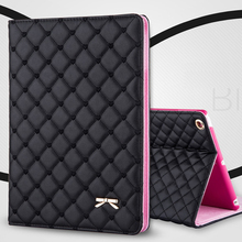 Folding Stand Leather Case for iPad mini,for iPad mini 2 Beauty Case,Leather Hard Case for iPad mini 3