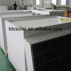 hot selling best price poly 245w solar panel in stock