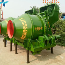 Construction Tools Self Loading Drum Mobile Concrete Mixer Machine Price In India