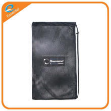 Nylon small drawstring bag