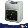 None-face recognition time attendance system world time wall mounted time clock