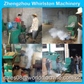 CE approved charcoal briquetting machine philippines