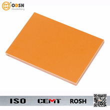 CE Certificate Good Reputation Factory Price 3021 Orange Board Bakelite