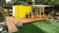 XGZ ready made new style philippines movable container house