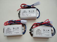 uv ballast 24VDC 10w 12V/24V uv ballast can with 4 pin connector and led indicator light