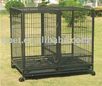 D195-Series,black ,the iron square tube dog cage ,manufacturers wholesale