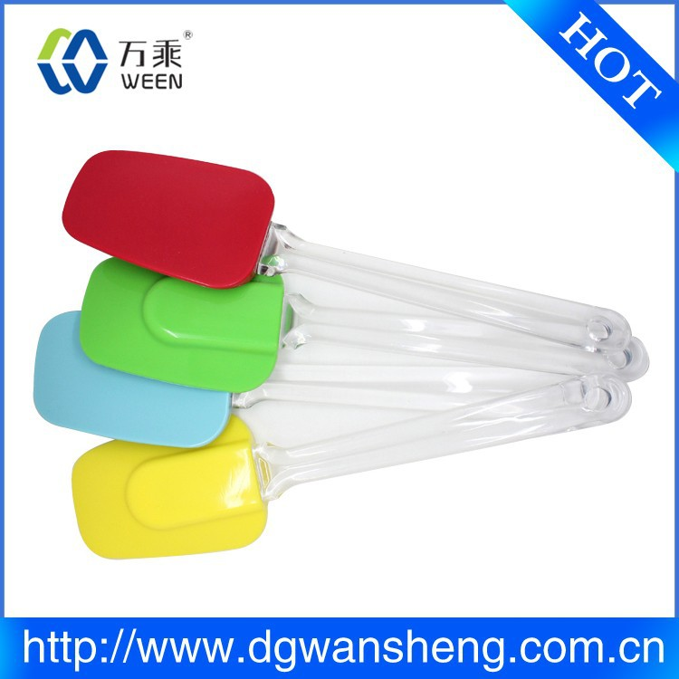 chinese holiday cookware kichenware cooking equipment silicone palette knives