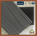 new wood plastic composite decking china wpc floor tiles deep embossed 3D