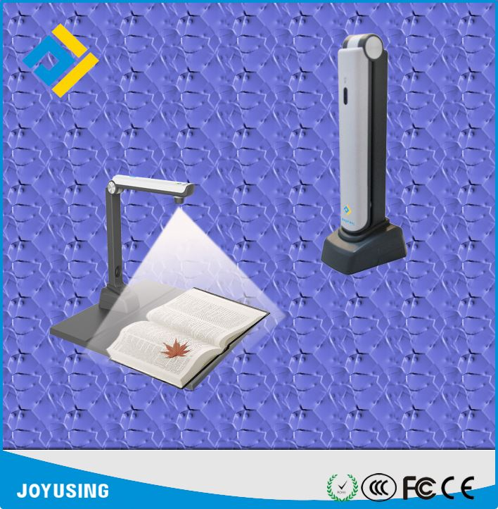 USB document scanner A4 size photo scanning teaching tool
