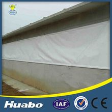 Poultry Farming House Use Automatic Control Curtain System