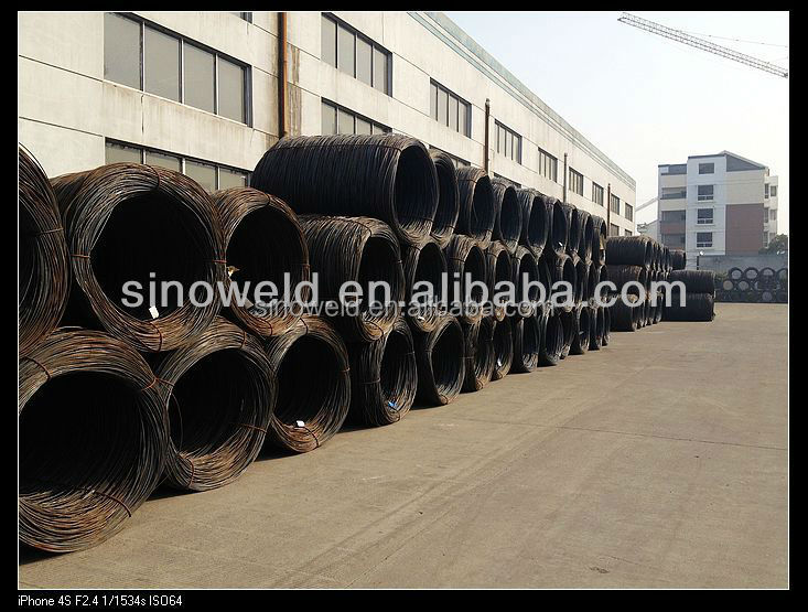 Welding wire drum mig welding wire material