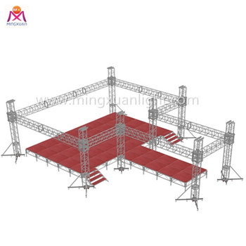 High quality outdoor aluminum lighting truss for sale