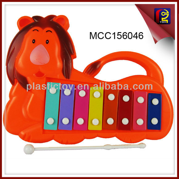 Kid cartoon lion organ toy musical instrument MCC156046
