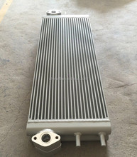 Hydraulic oil element PC300-6/PC350-6/PC340LC-6K excavator Air Cooler/After Cooler air oil aftercooler 6223-63-4100 6223-63-4200